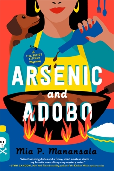 Arsenic and Adobo, Manansala, Mia P.