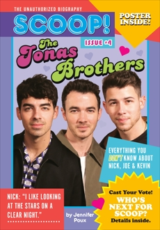 The Jonas Brothers: Issue #4, Poux, Jennifer