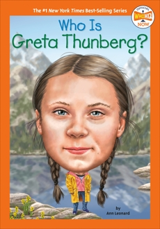 Who Is Greta Thunberg?, Leonard, Jill