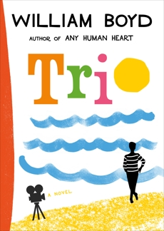 Trio: A novel, Boyd, William