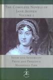 The Complete Novels of Jane Austen, Volume I: Sense and Sensibility, Pride and Prejudice, Mansfield Park, Austen, Jane