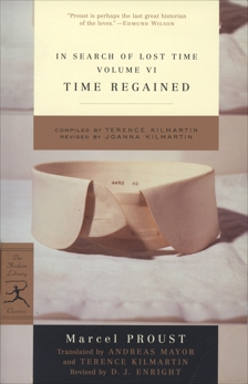 In Search of Lost Time, Volume VI: Time Regained (A Modern Library E-Book), Proust, Marcel