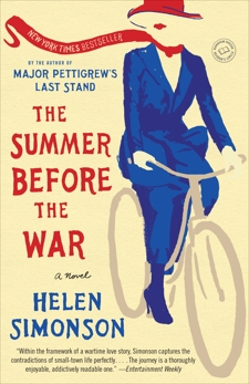 The Summer Before the War: A Novel, Simonson, Helen