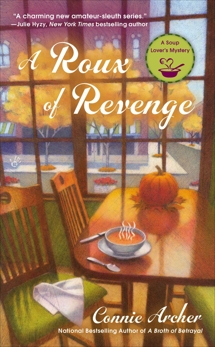 A Roux of Revenge, Archer, Connie