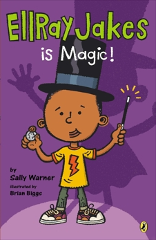 EllRay Jakes Is Magic, Warner, Sally
