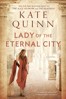 Lady of the Eternal City, Quinn, Kate