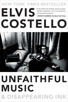 Unfaithful Music & Disappearing Ink, Costello, Elvis