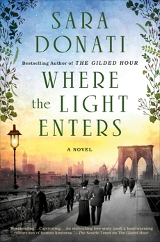 Where the Light Enters, Donati, Sara