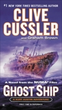 Ghost Ship, Brown, Graham & Cussler, Clive