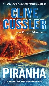 Piranha, Morrison, Boyd & Cussler, Clive