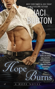 Hope Burns, Burton, Jaci