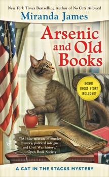Arsenic and Old Books, James, Miranda