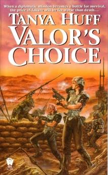 Valor's Choice, Huff, Tanya