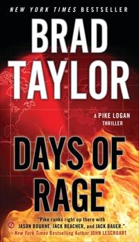 Days of Rage, Taylor, Brad