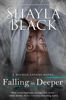 Falling in Deeper, Black, Shayla