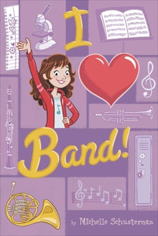 I Heart Band #1, Schusterman, Michelle