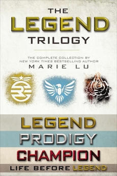 The Legend Trilogy Collection, Lu, Marie