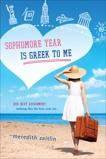 Sophomore Year Is Greek to Me, Zeitlin, Meredith