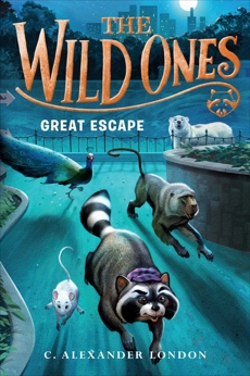The Wild Ones: Great Escape, London, C. Alexander