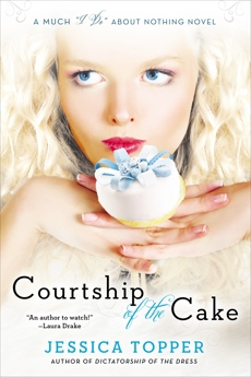 Courtship of the Cake, Topper, Jessica