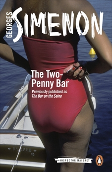 The Two-Penny Bar, Simenon, Georges