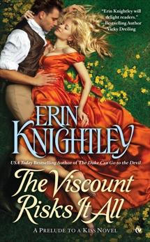 The Viscount Risks It All, Knightley, Erin