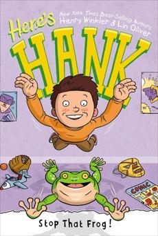 Stop That Frog! #3, Oliver, Lin & Winkler, Henry