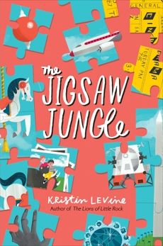 The Jigsaw Jungle, Levine, Kristin