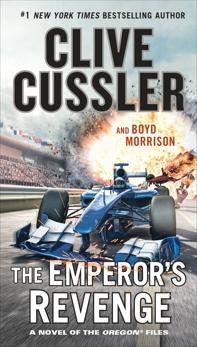 The Emperor's Revenge, Morrison, Boyd & Cussler, Clive