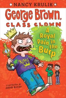 A Royal Pain in the Burp #15, Krulik, Nancy