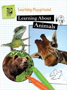 Learning About Animals, World Book