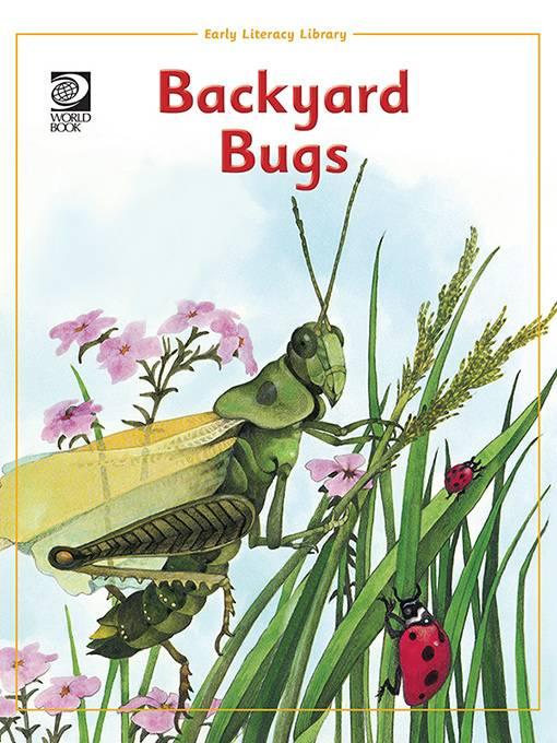 Backyard Bugs, World Book