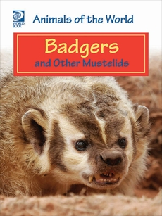 Badgers and Other Mustelids, World Book