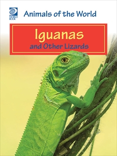 Iguanas and Other Lizards, World Book