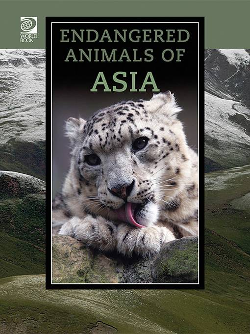 Endangered Animals of Asia, World Book