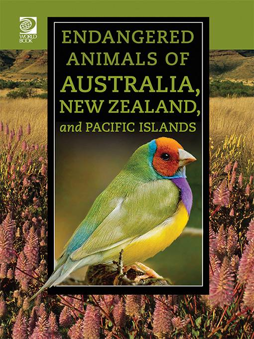 Endangered Animals of Australia, New Zealand, and Pacific Islands, World Book