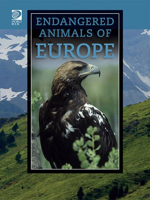 Endangered Animals of Europe, World Book