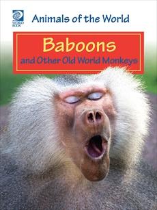 Baboons and Other Old World Monkeys, World Book