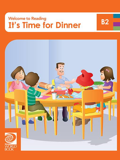 It's Time for Dinner, World Book