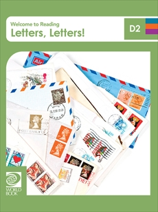 Letters, Letters!, World Book