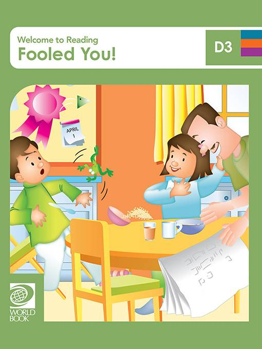 Fooled You!, World Book