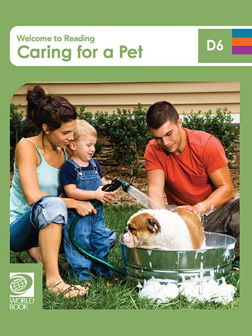Caring for a Pet, World Book