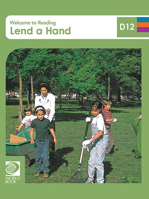 Lend a Hand, World Book