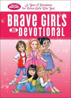 Brave Girls 365-Day Devotional, Nelson, Thomas