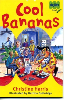 Cool Bananas, Harris, Christine