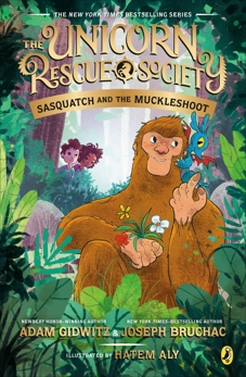 Sasquatch and the Muckleshoot, Gidwitz, Adam & Bruchac, Joseph