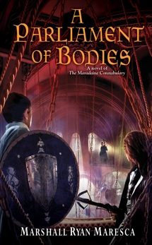 A Parliament of Bodies, Maresca, Marshall Ryan