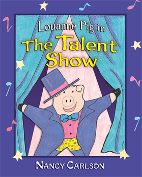 Louanne Pig in The Talent Show, 2nd Edition