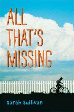 All That's Missing, Sullivan, Sarah