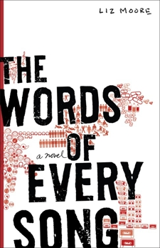 The Words of Every Song: A Novel, Moore, Liz